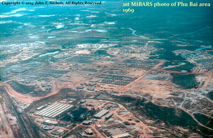 1st MIBARS unit photo of Phu Bai