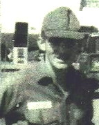 SP4 Bob Copland, Operations Specialist, 1966-67