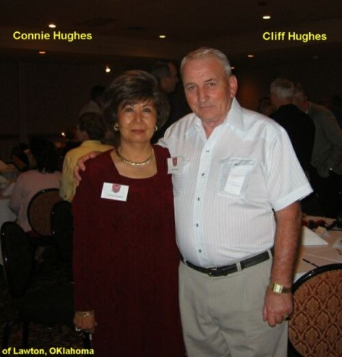 Connie and Cliff Hughes